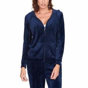 Gloria Vanderbilt Ladies' Soft Velour Jacket, P15